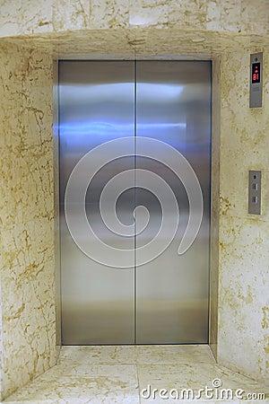 Lift Entrance