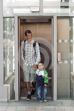 Lift or levator