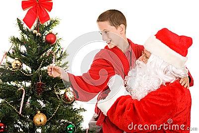 Lift From Santa