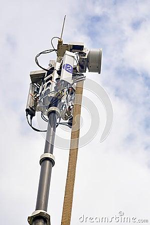 Lifting antenna