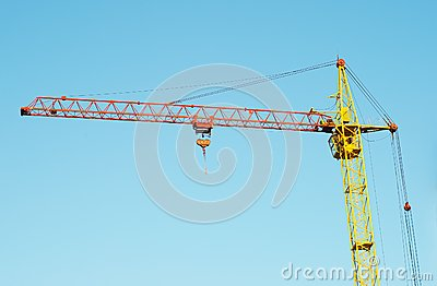 Lifting crane 1