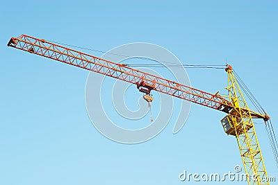 Lifting crane 2