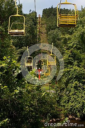 Lifts in Gatlinburg