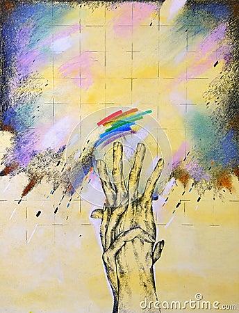 Ligação do ser humano