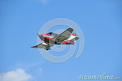Light 4 seater  aircraft