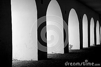 Light arches