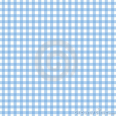 Free Light Blue Gingham Stock Image - 4720791