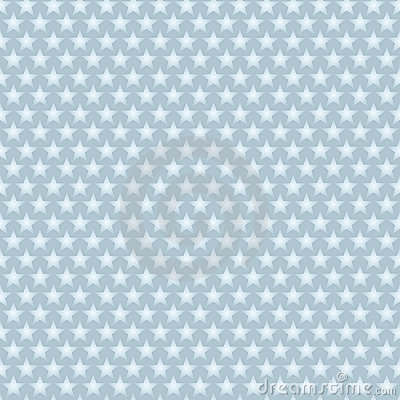 Light blue stars background