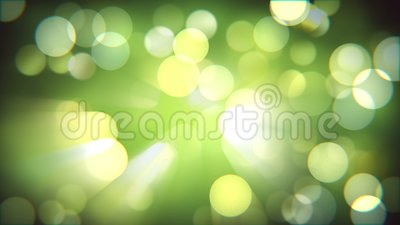 Light bokeh nature fresh effect. Blurred spring forest. Magical shiny abstract background. Light bokeh nature fresh effect. Blurred spring forest camera effect stock footage