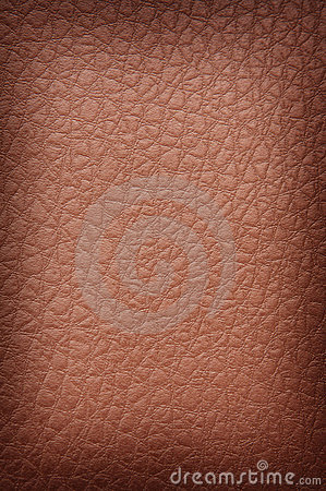 Light brown crackled leather