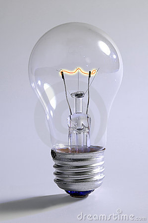 Free Light Bulb Royalty Free Stock Photo - 1075625