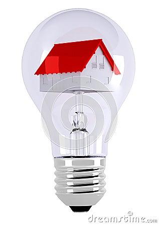 Free Light Bulb Royalty Free Stock Photos - 13598338