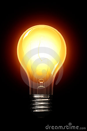 Free Light Bulb Stock Images - 1658654