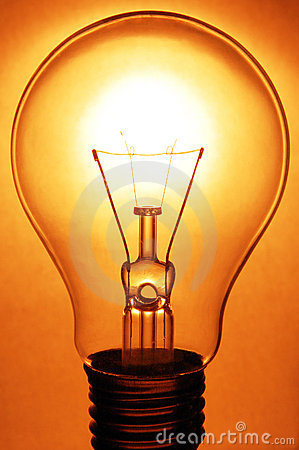 Free Light Bulb Royalty Free Stock Images - 2050989