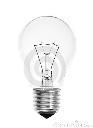 Free Light Bulb Royalty Free Stock Image - 21700506