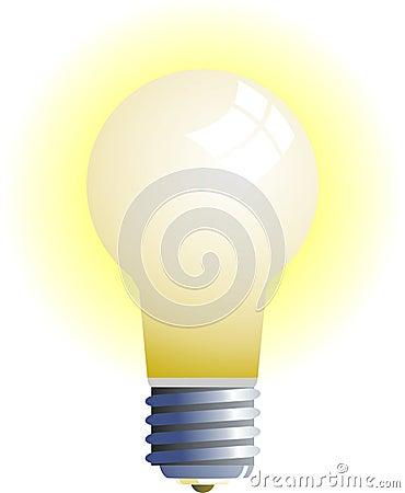 Free Light Bulb Royalty Free Stock Photos - 33168