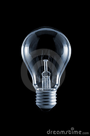 Free Light Bulb Royalty Free Stock Images - 5597799