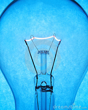 Free Light Bulb Close-up Royalty Free Stock Photography - 331747