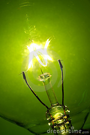 Free Light Bulb Glow Stock Photos - 1896543