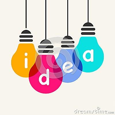 Free Light Bulb Idea Royalty Free Stock Photos - 49167258
