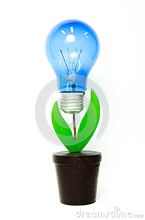 Light bulp tree