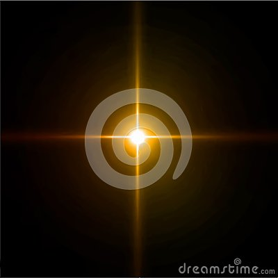 Free Light Burst, Fireworks, Lens Flare. Vector Royalty Free Stock Images - 32513029