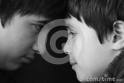 Light and Dark Brothers