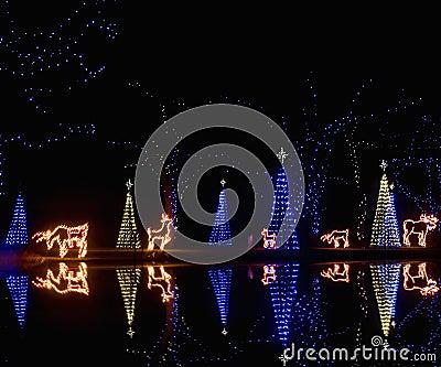 Light display