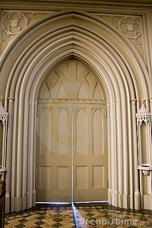 Light In Doorway
