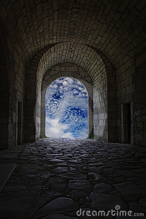 Light At The End Of The Tunnel Royalty Free Stock Photo - Image: 11933685