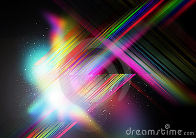 Light Fusion Background