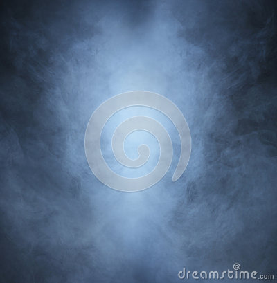 Free Light Gray Smoke On A Black Background Royalty Free Stock Image - 44674596