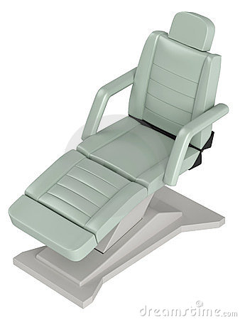 Light Green Beauty Chair Royalty Free Stock Photos - Image: 23601698