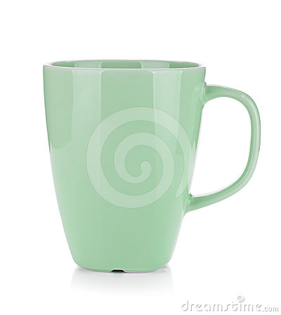 Free Light Green Coffee Cup Stock Images - 24579744