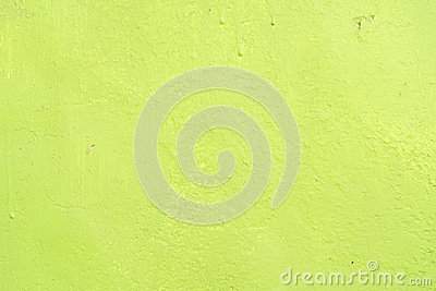 Light green wall