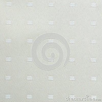 Light grey lattice fabric