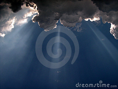 Light from the heavens