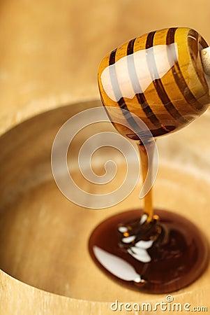 Light honey