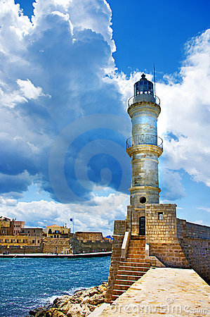 Free Light House Royalty Free Stock Photos - 19323388