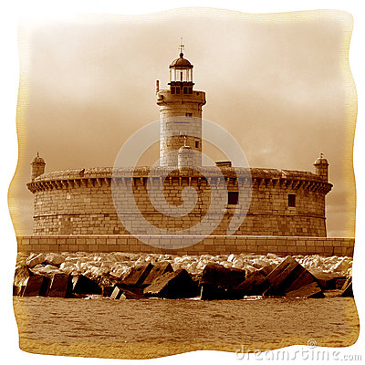 Free Light House Royalty Free Stock Images - 28018489
