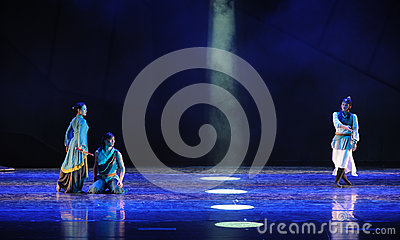 The light line-The dance drama The legend of the Condor Heroes