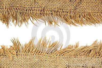 Light natural linen texture