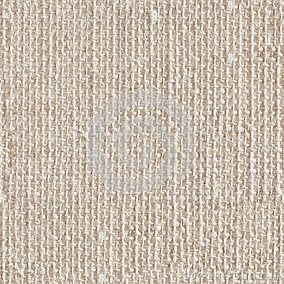 Free Light Natural Linen Texture For The Background. Seamless Square Texture. Stock Image - 129257311