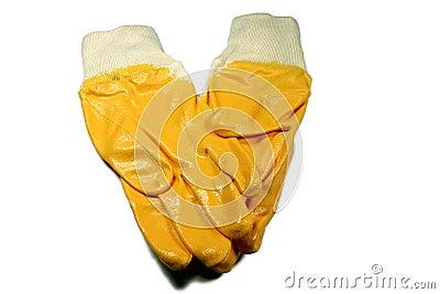 Light nitril gloves