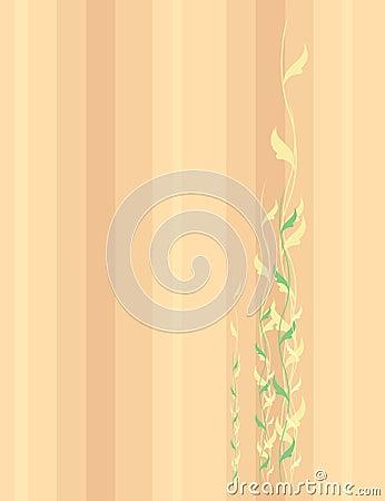 Light pastel background