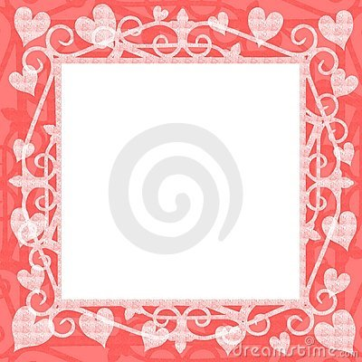 pink square frame royalty free stock image image 11955626