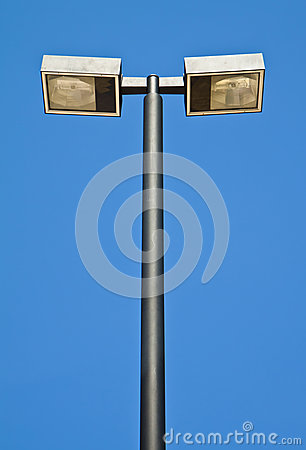 Light pole.
