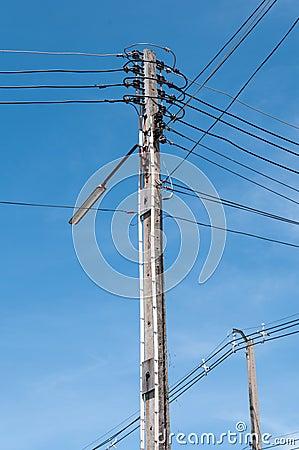 Light Pole
