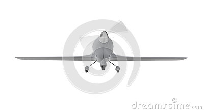 Light private aircraft