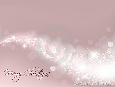 Light purple abstract Christmas background